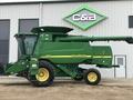 2002 John Deere 9550 Combine