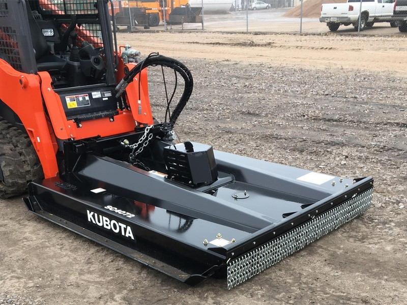 Used Kubota Loader and Skid Steer Attachments for Sale