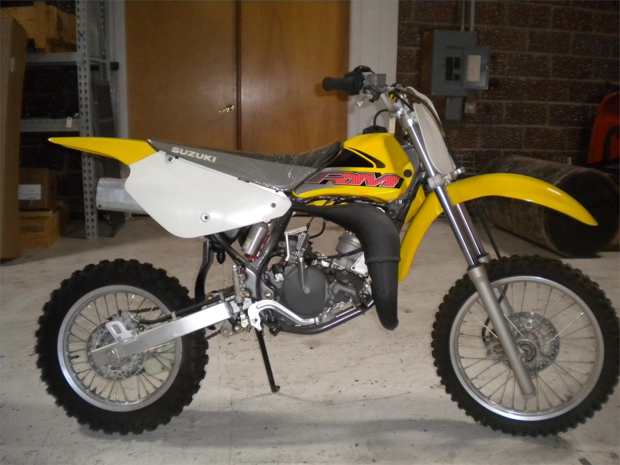 2000 Suzuki RM80 ATVs and Utility Vehicle