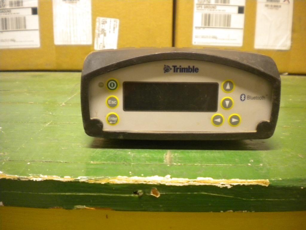 2009 Trimble SPS750 Precision Ag
