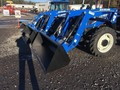 2019 New Holland 621TL Front End Loader