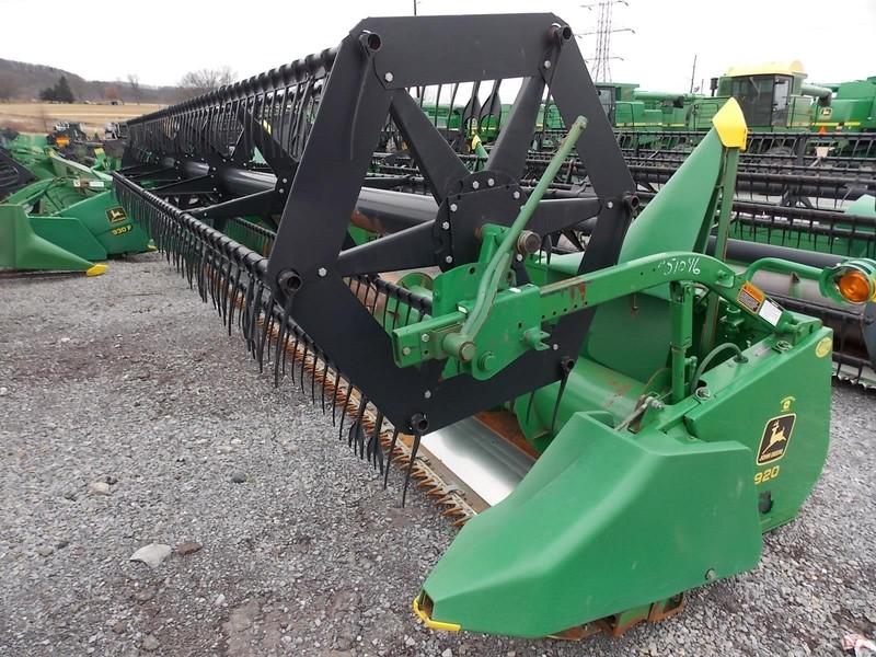 John Deere 920 Platforms for Sale | Machinery Pete