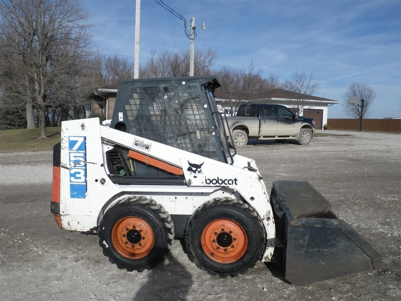 Used Bobcat 753 Skid Steers For Sale Machinery Pete