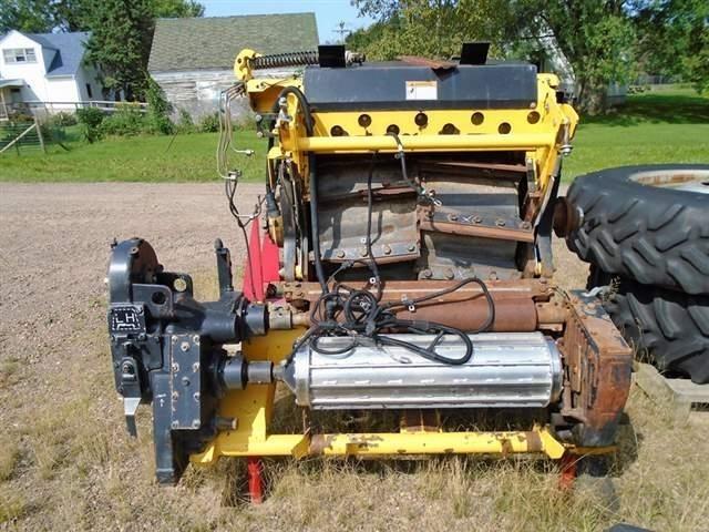 New Holland FR9060 Self-Propelled Forage Harvester
