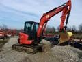 2012 Kubota U55 Excavators and Mini Excavator