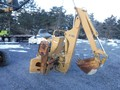 Case D125 Loader and Skid Steer Attachment