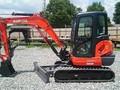 2015 Kubota KX040-4 Excavators and Mini Excavator