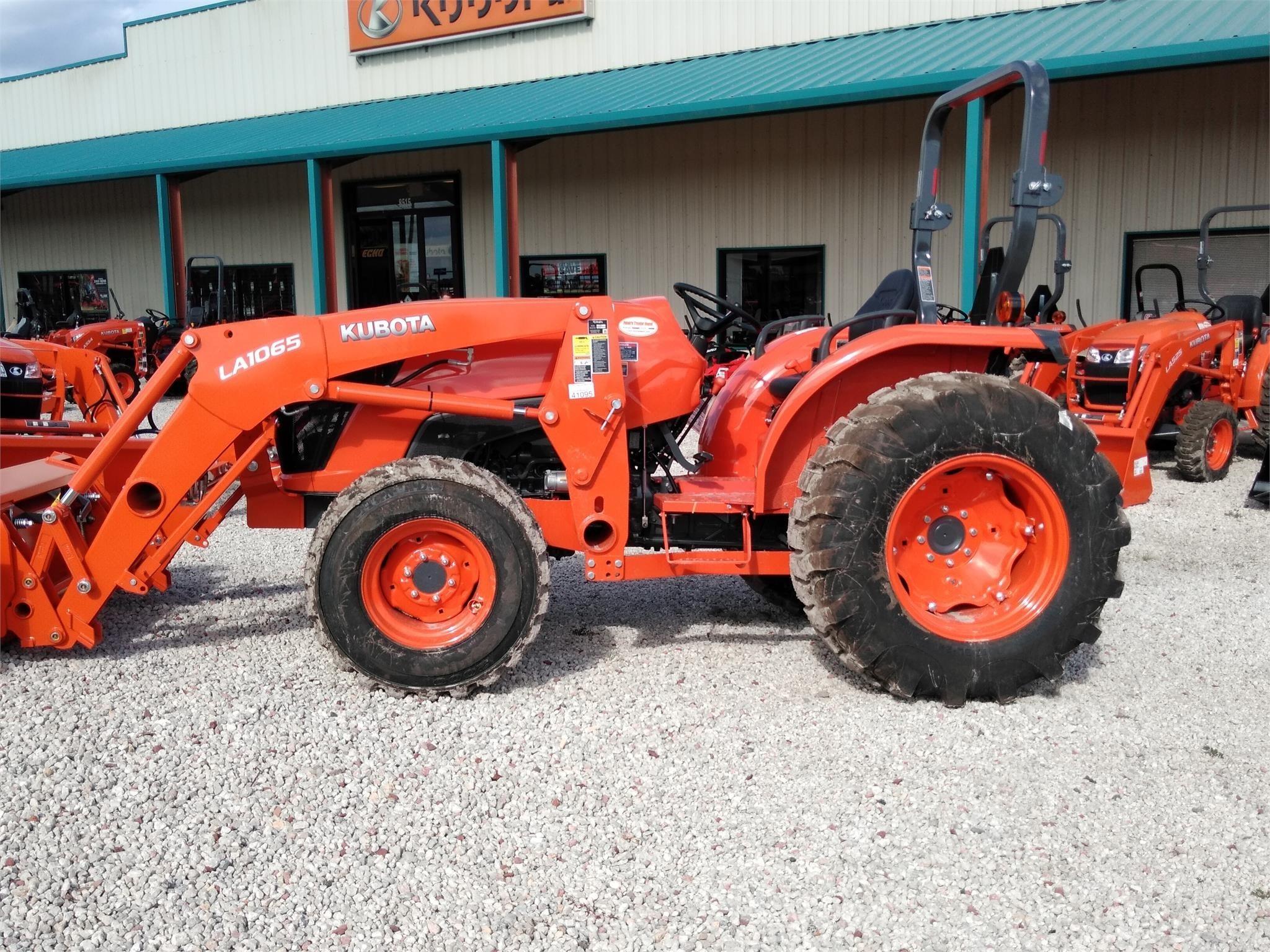 2020 Kubota MX5200DT Tractor