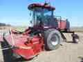 2010 Case IH WD2303 Self-Propelled Windrowers and Swather