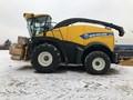 2018 New Holland FR650 Self-Propelled Forage Harvester