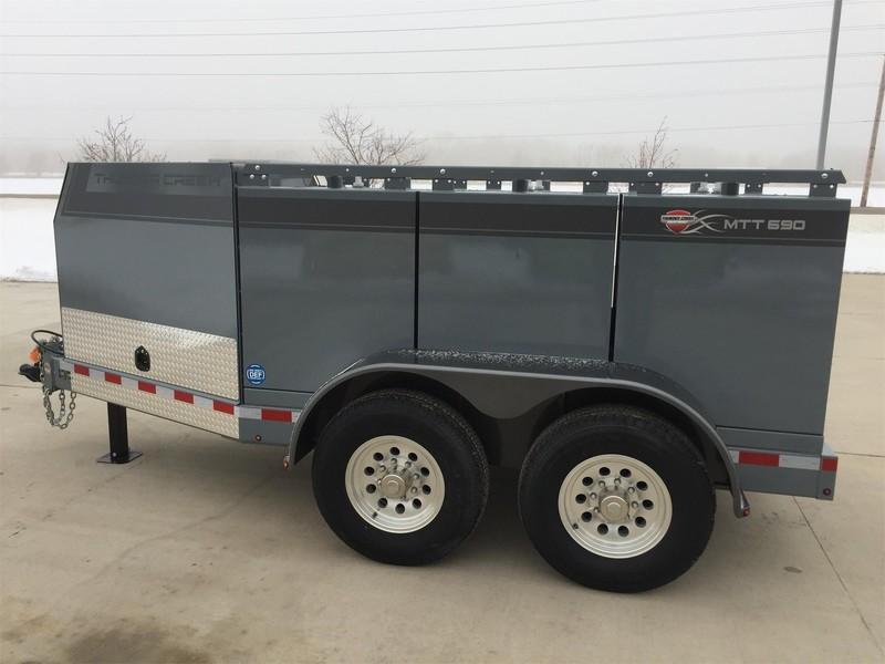 2019 Thunder Creek MTT690 Fuel Trailer