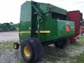 2010 John Deere 568 Round Baler
