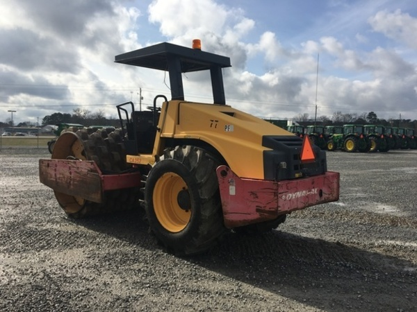 Dynapac CA252 Compacting and Paving