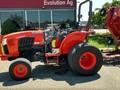 2017 Kubota L6060HST Tractor