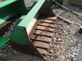 """John Deere 73"""" Bucket w/ Tines Loader and Skid Steer Attachment"""