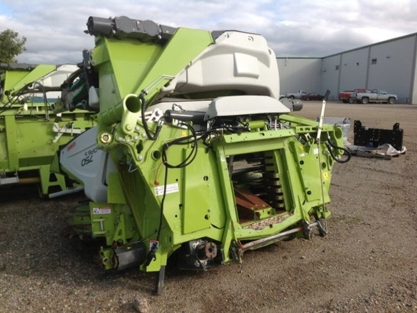 2014 Claas ORBIS 750 Forage Harvester Head
