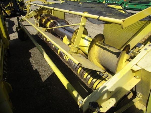 2002 John Deere 640A Forage Harvester Head