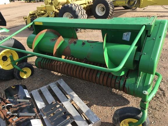 2009 John Deere 7' Hay Pickup Forage Harvester Head