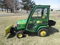 2014 John Deere X734 Lawn and Garden