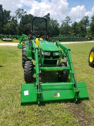 2021 John Deere 4052M Tractor