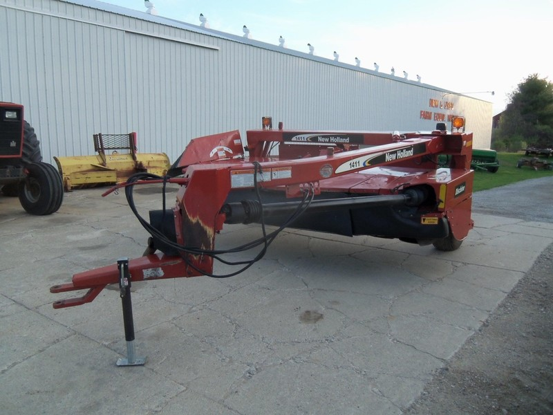 Used New Holland 1411 Mower Conditioners for Sale | Machinery Pete