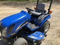2007 New Holland TZ25DA Under 40 HP