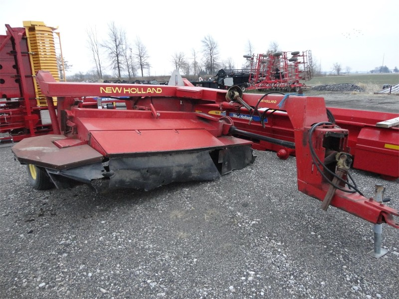Used New Holland 411 Mower Conditioners for Sale | Machinery Pete