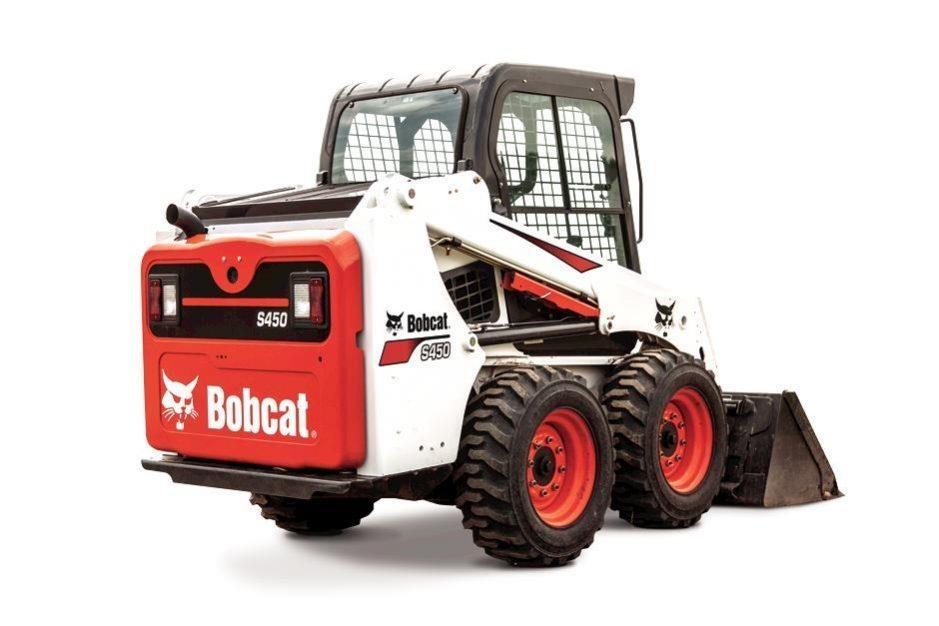 2020 Bobcat S450 Skid Steer
