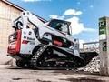 2021 Bobcat T870 Skid Steer