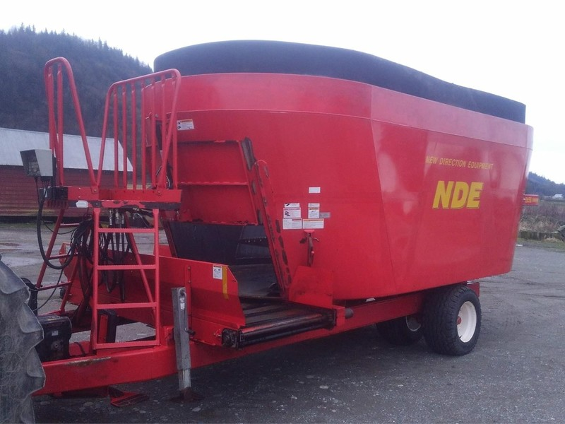 2013 NDE 2656 Grinders and Mixer