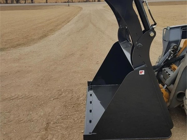 2018 Custom Built 6' GRAPPLE Loader and Skid Steer Attachment