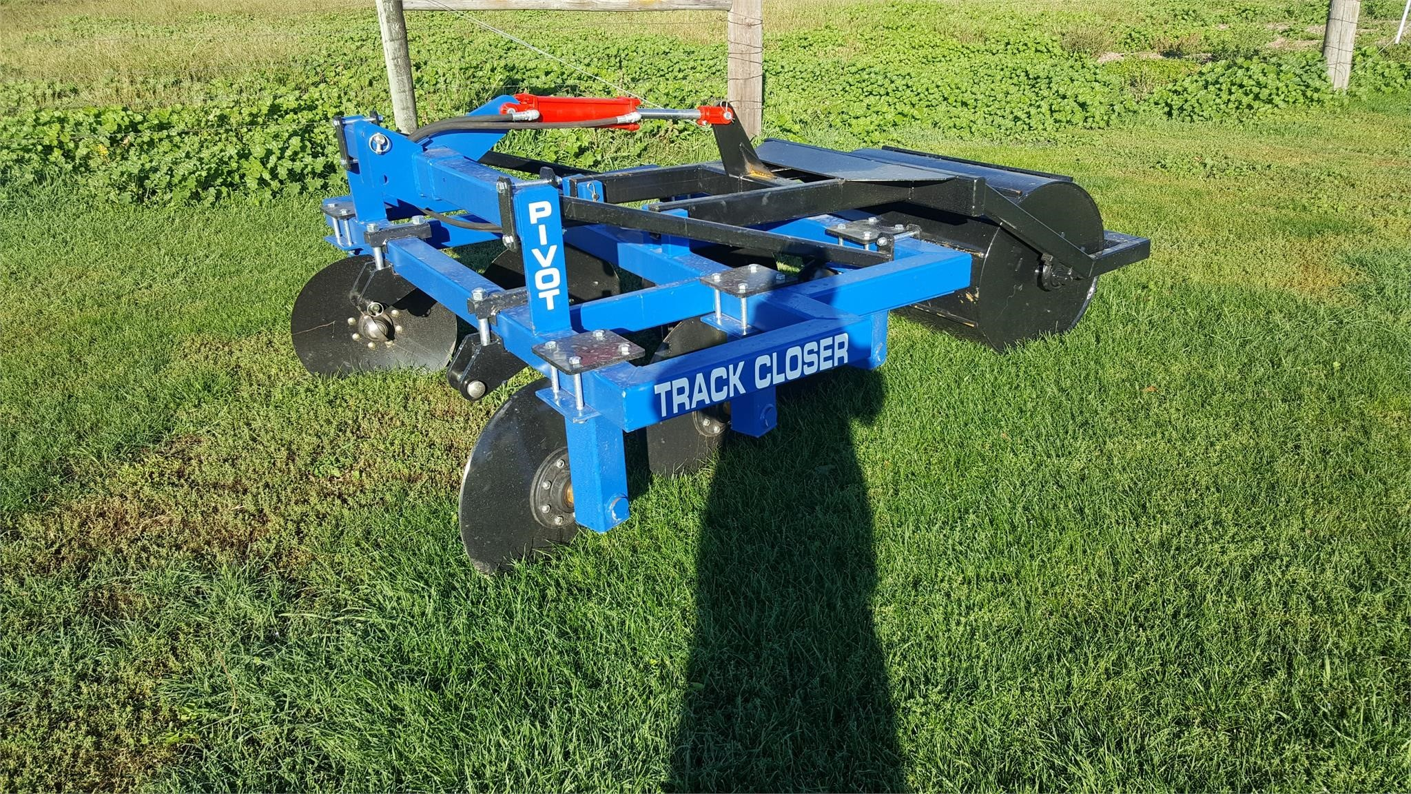 2021 Industrias America Track Closer Irrigation