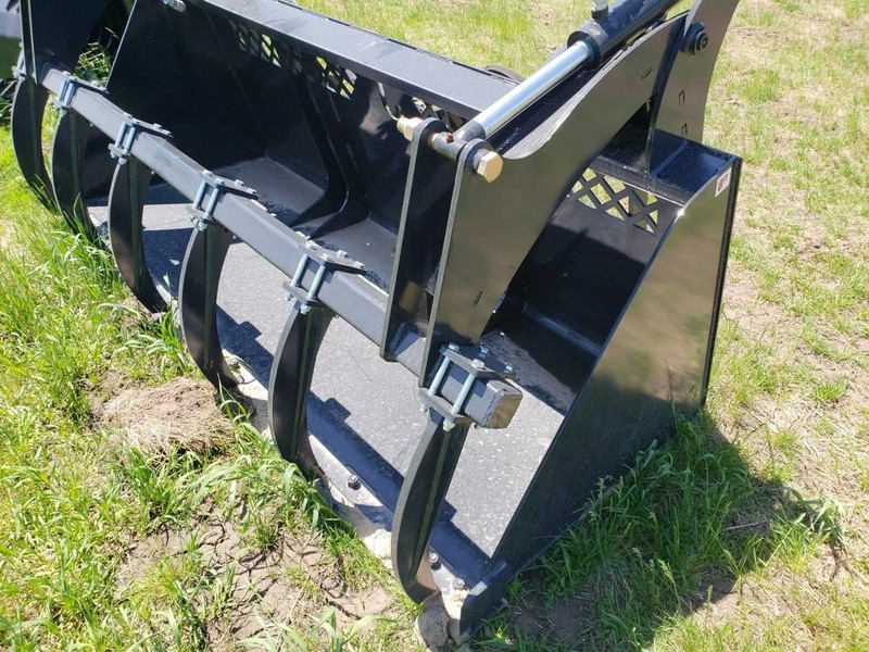 2019 Custom Made 8' Loader and Skid Steer Attachment