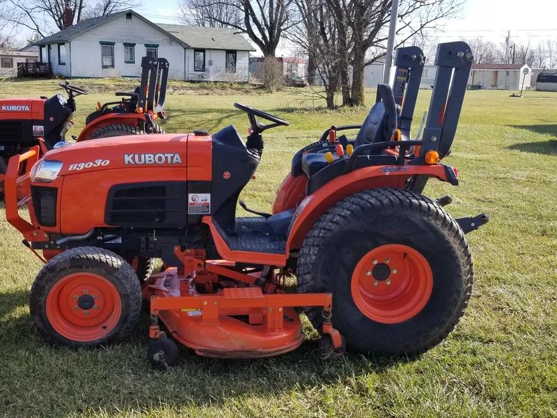 2010 Kubota B3030HSD Tractor