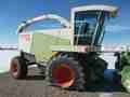 1998 Claas Jaguar 880 Self-Propelled Forage Harvester
