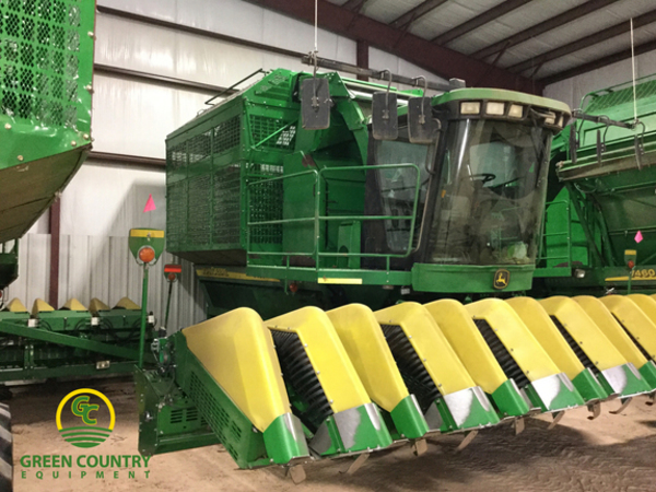 2005 John Deere 7460 Cotton