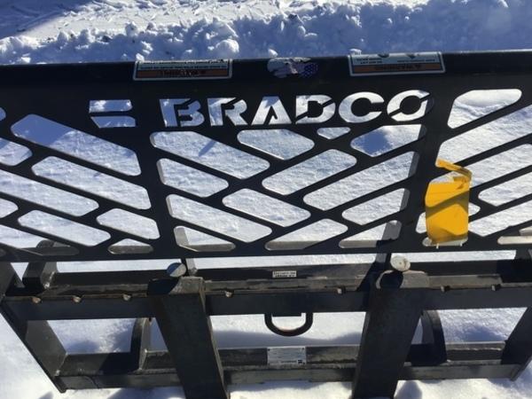 2017 Bradco 109065 Front End Loader