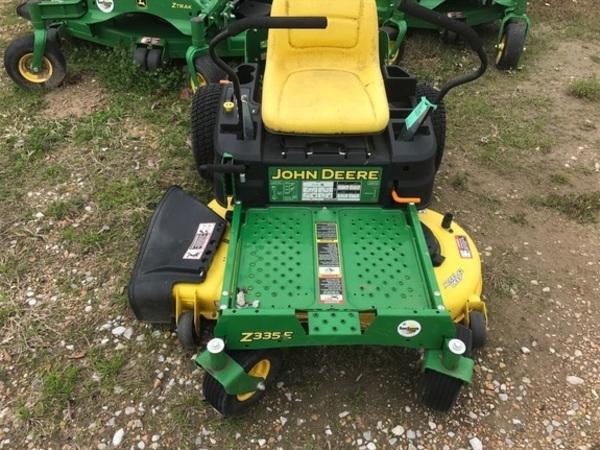 John Deere Z335E Lawn And Garden For Sale Machinery Pete