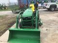 2018 John Deere 1025R Tractor