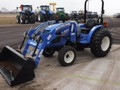 2019 New Holland Workmaster 35 Tractor