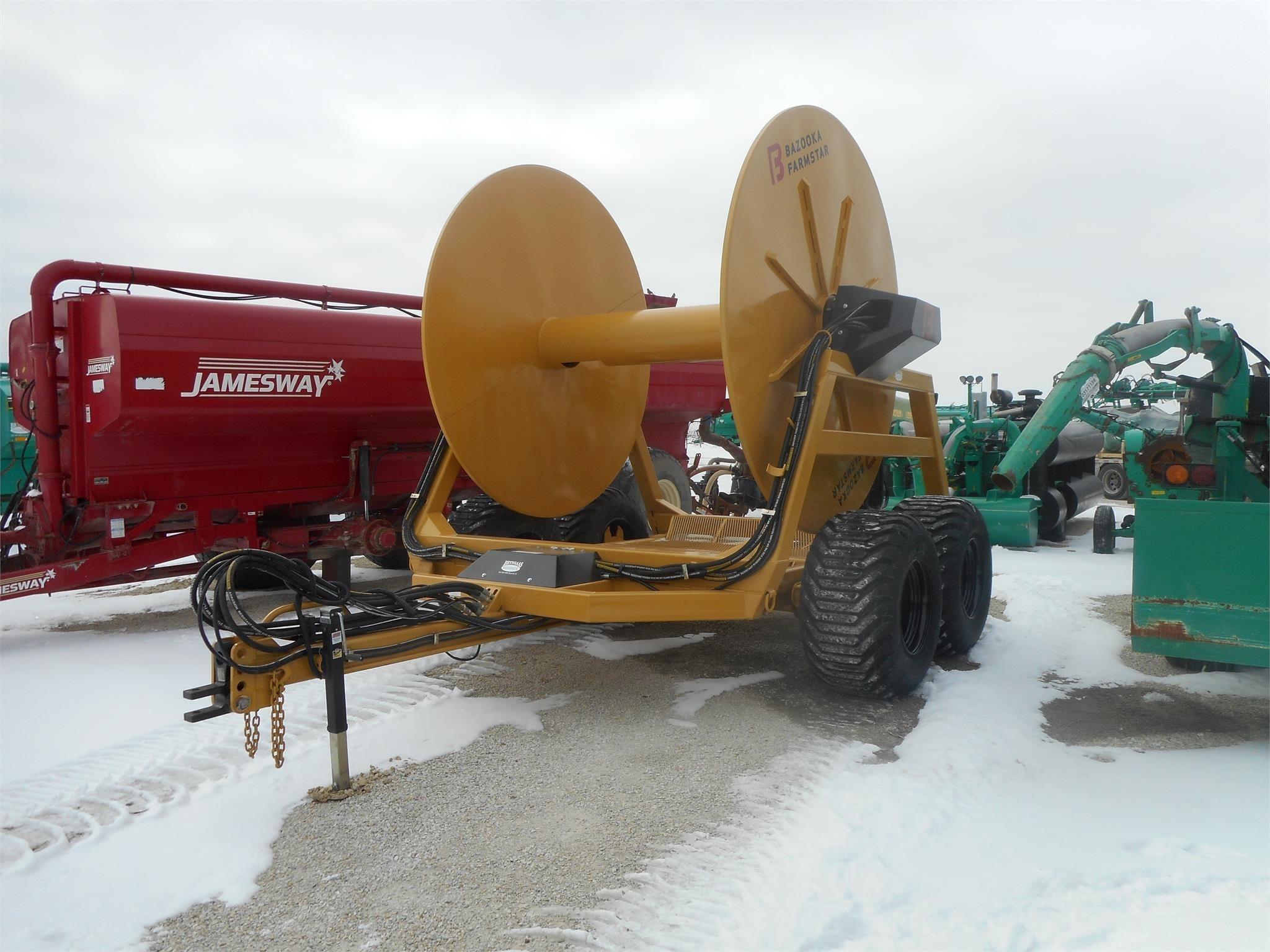 2019 Bazooka Farmstar 2012 Irrigation