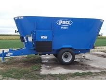 2019 Patz 620 Grinders and Mixer