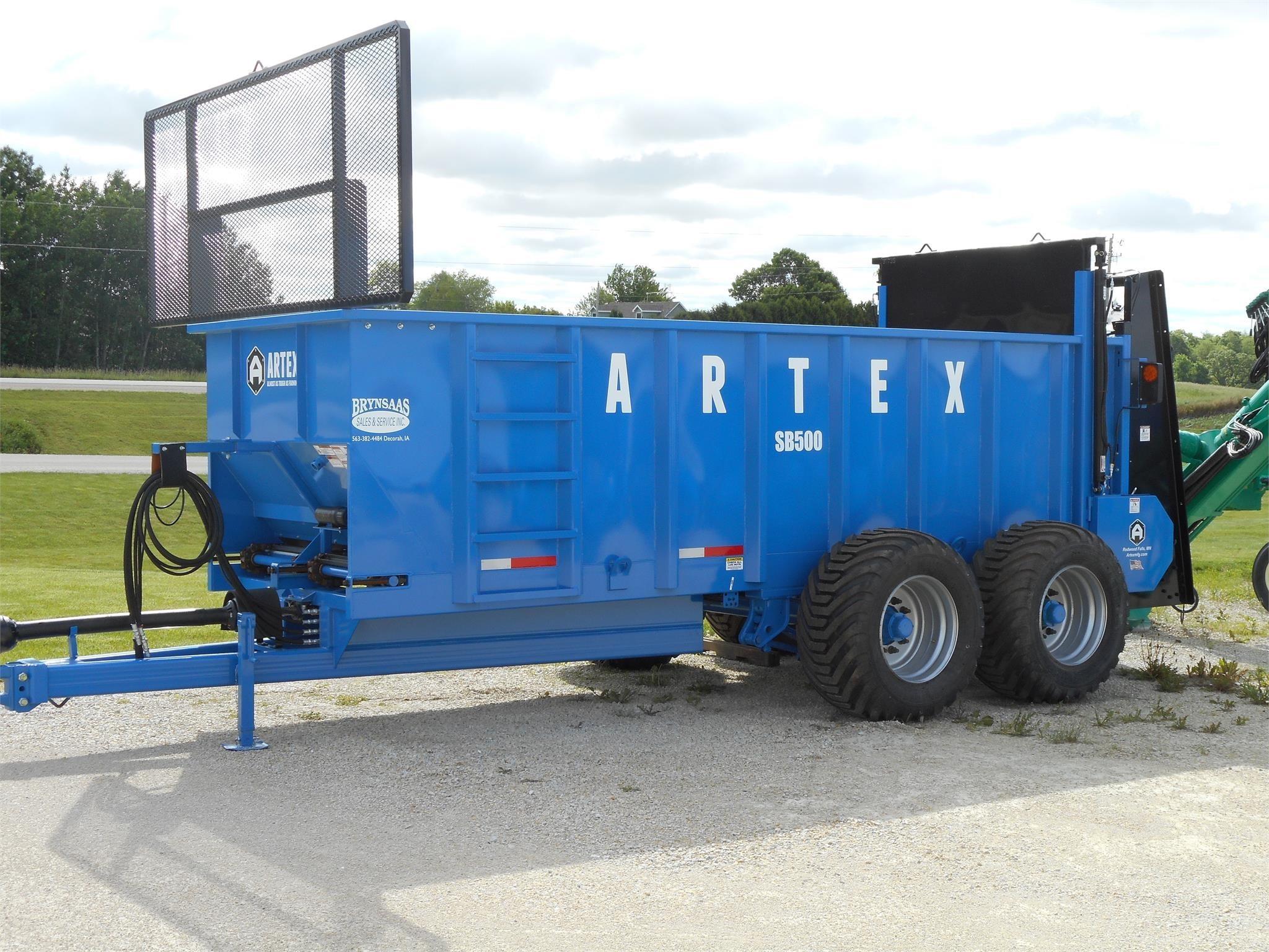 2020 Artex SB500 Miscellaneous
