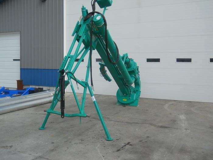 2021 GEA SP-R-10 Manure Pump
