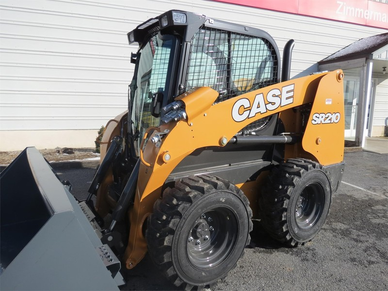 Used Case SR210 Skid Steers for Sale   Machinery Pete