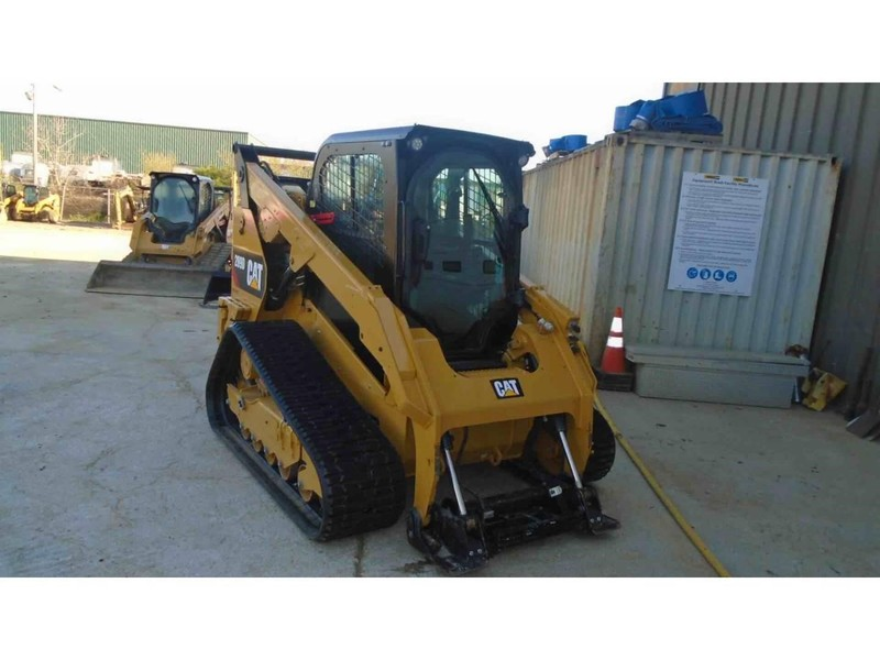 Used Caterpillar 289D Skid Steers for Sale | Machinery Pete