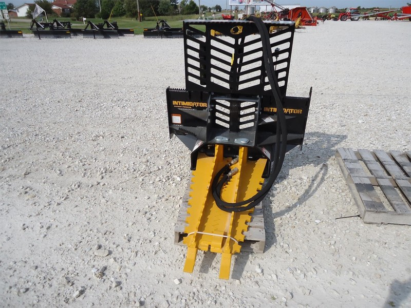 Used Danuser Intimidator Loader and Skid Steer Attachments for Sale