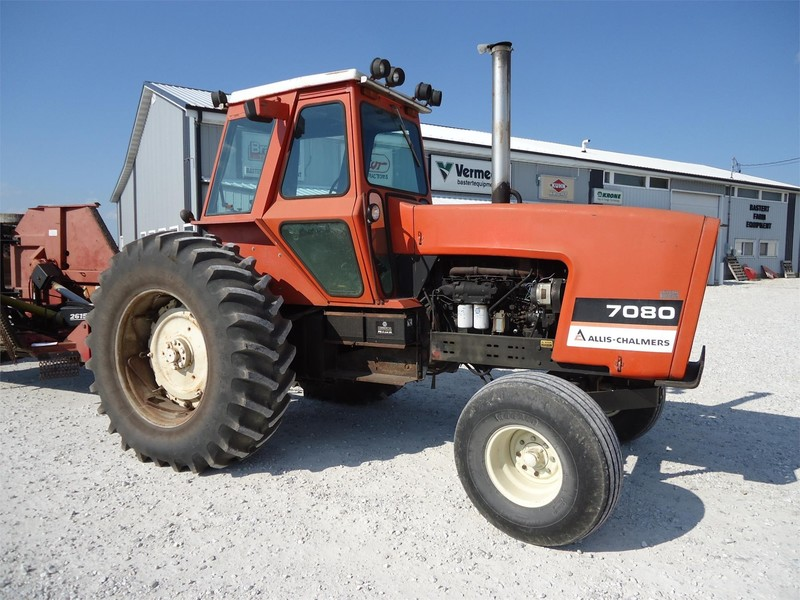 1978 Allis Chalmers 7080 Tractor