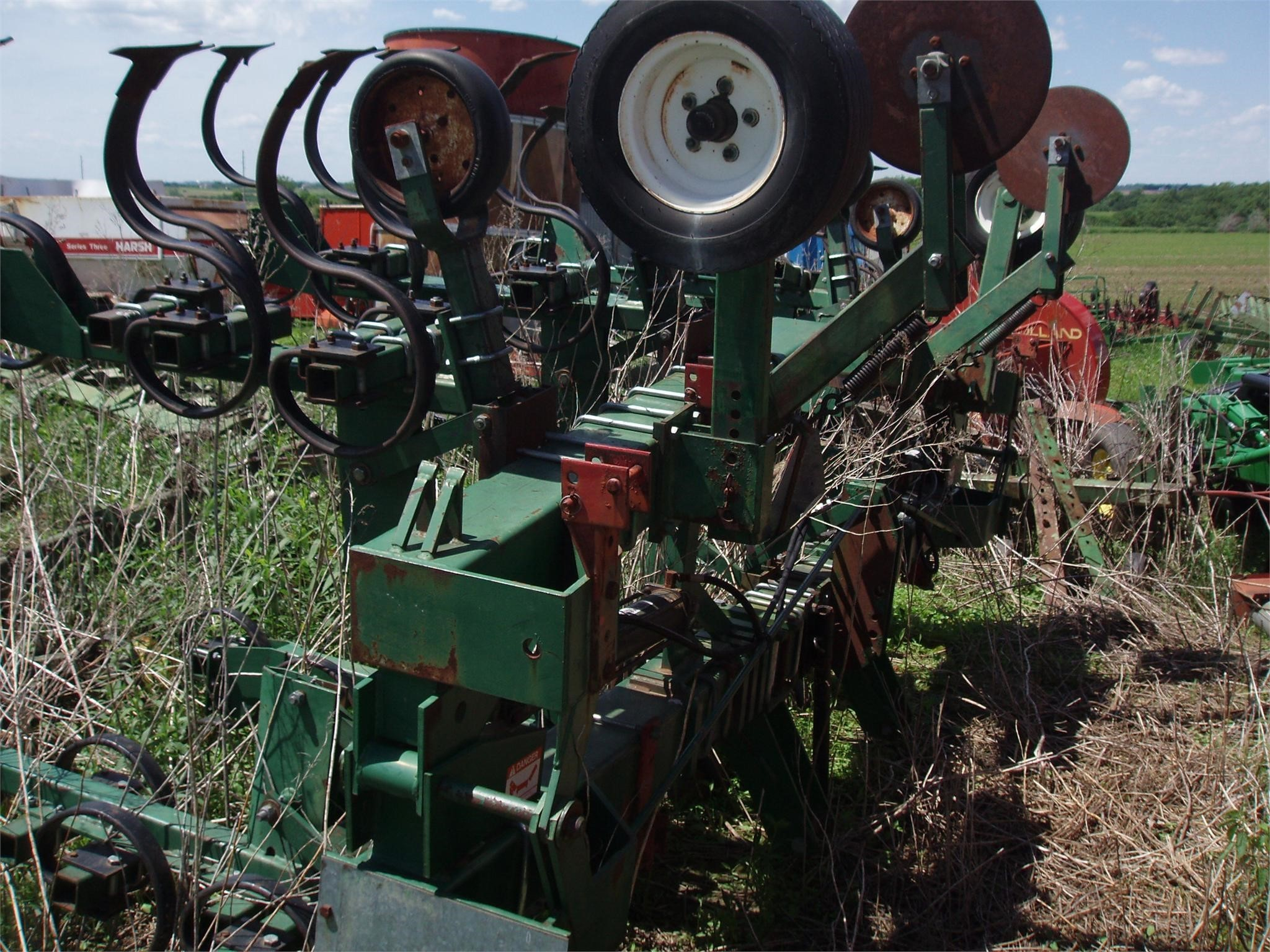 Glencoe 2208 Cultivator