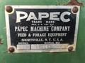 Papec 86 Grinders and Mixer